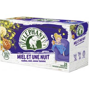 THE ELEPHANT MIEL ET UNE...