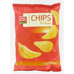 CHIPS NATURE 100G