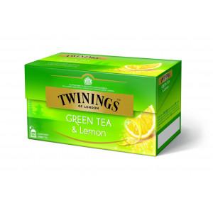 THE VERT GREEN TEA & LEMON...