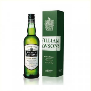 WHISKY WILLIAM LAWSON'S 75CL