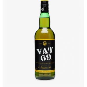 WHISKY VAT 69 75CL
