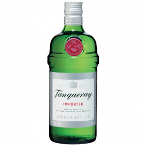 WHISKY TANQUERAY DRY GIN 75CL